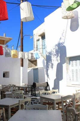 Apostolis Naxos Greece